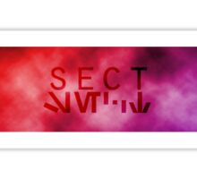 SECT Sticker