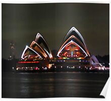 Opera House SYDNEY HARBOUR Poster