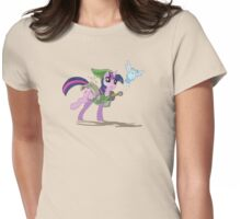 Legend of Twilight Sparkle Womens Fitted T-Shirt