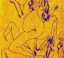 destiny dance by Eroticcartoons