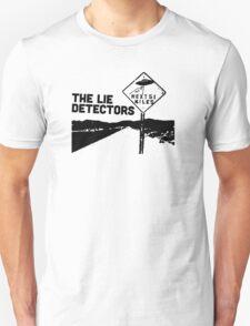 The Lie Detectors (black print) T-Shirt