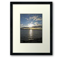 DAY 18 (365 Project) - 'ONE DAY AT A TIME' Framed Print