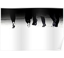 The Disappearing.. Poster