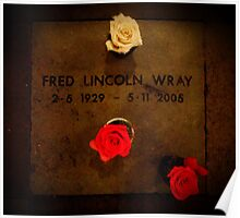 Link Wray Poster