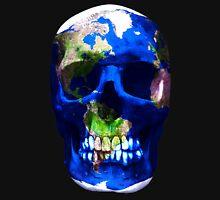 Earth Skull  Hoodie