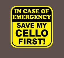 Cello Emergency Unisex T-Shirt