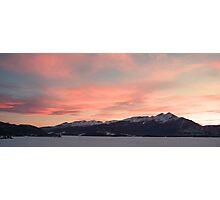 Ten Mile Sunset Photographic Print