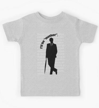 the indispensable Mycroft Holmes Kids Tee