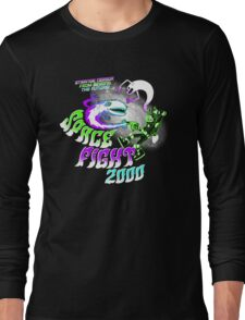 Space Fight 2000 Long Sleeve T-Shirt