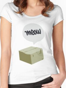 Warren's Shirt Cosplay Women's Fitted Scoop T-Shirt