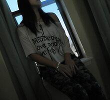Window Seel by madamealyssa