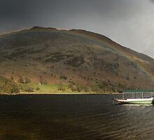 Glenridding Rainbow by Dave Hudspeth