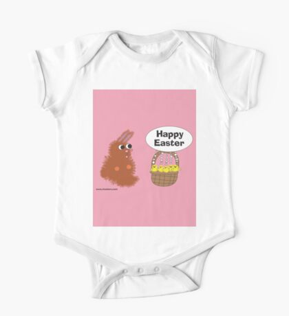 Bunny and Chicks Easter Kids Clothes