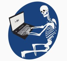 Skeleton Social Media by irregulargoods