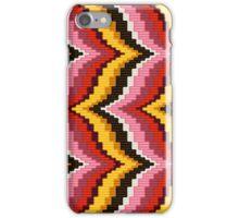 Florentine Needlework  iPhone Case/Skin