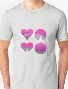 Amour Minimalistica* Unisex T-Shirt