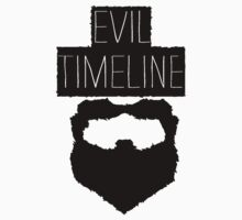 Evil Timeline One Piece - Short Sleeve