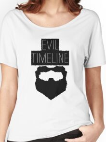 Evil Timeline Women's Relaxed Fit T-Shirt