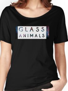 Glass Animals Galaxy design Women's Relaxed Fit T-Shirt
