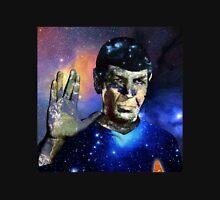 """Into The Darkness"" LLAP Leonard Nimoy, Spock, Star Trek Unisex T-Shirt"