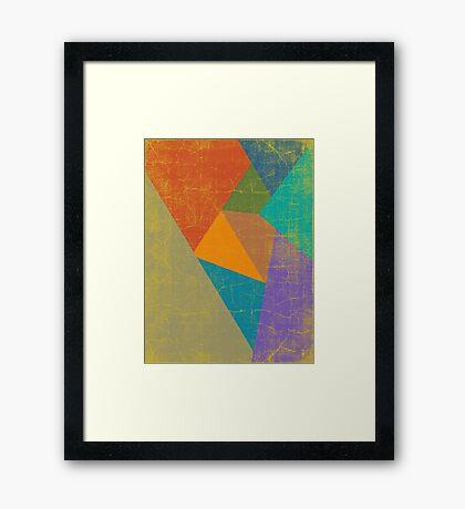 Contra Framed Print