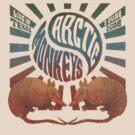 Arctic Monkeys by melanie1313