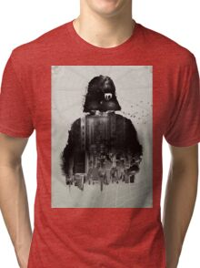 Inspired Poster by Star Wars III Tri-blend T-Shirt