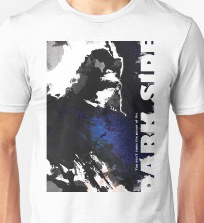 "Inspired Poster by ""Dark Side"" Unisex T-Shirt"