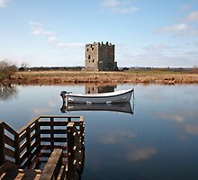 Threave Castle by Maria Gaellman