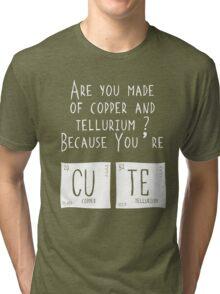 Warren's Shirt Cosplay Cute Tri-blend T-Shirt