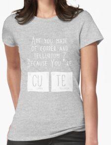 Warren's Shirt Cosplay Cute Womens Fitted T-Shirt