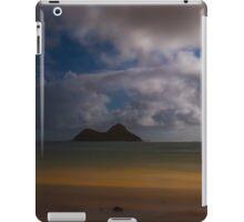Between two islands iPad Case/Skin