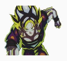 Goku by Kazziix