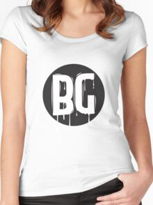 Borgore Women's Fitted Scoop T-Shirt