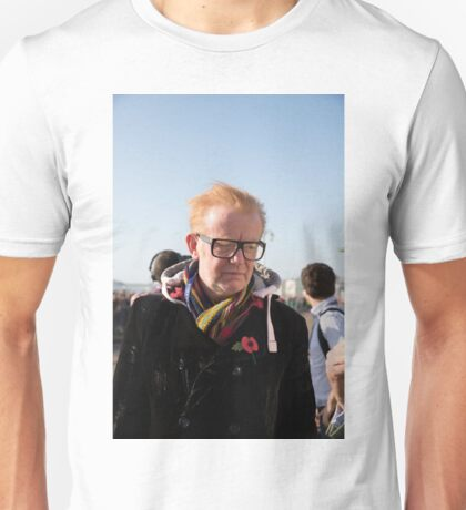 Chris Evans at the London to Brighton Veteran Car Run 2015 Unisex T-Shirt