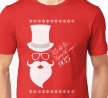 Ho ho ho Merry X-mas  Unisex T-Shirt