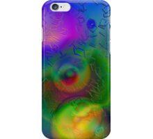 Cosmic Hues iPhone Case/Skin