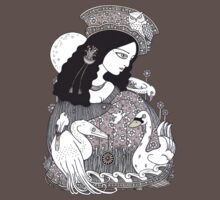 The Maiden Tee by Anita Inverarity