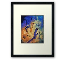 Discovering Yourself Framed Print