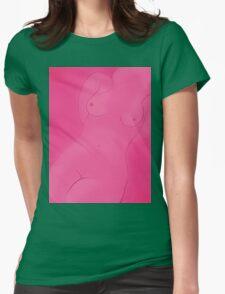 Pink Female Aspects Womens T-Shirt