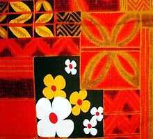 Aloha in Red by BettyBanana