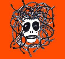 Black Medusa Head Unisex T-Shirt