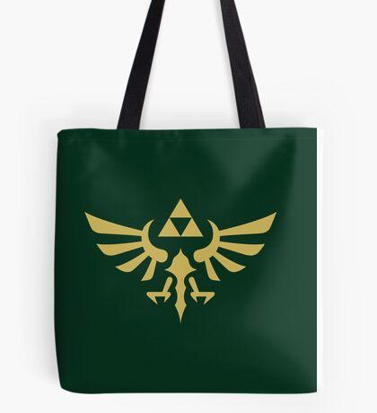 The Legend of Zelda Royal Crest (gold) Tote Bag
