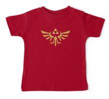 The Legend of Zelda Royal Crest (gold) Baby Tee