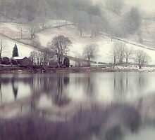 Winter at Rydal Water by PhotoElliott