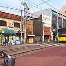 beat the tram by OTOFURU