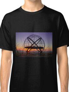 Sphere Sunrise Classic T-Shirt