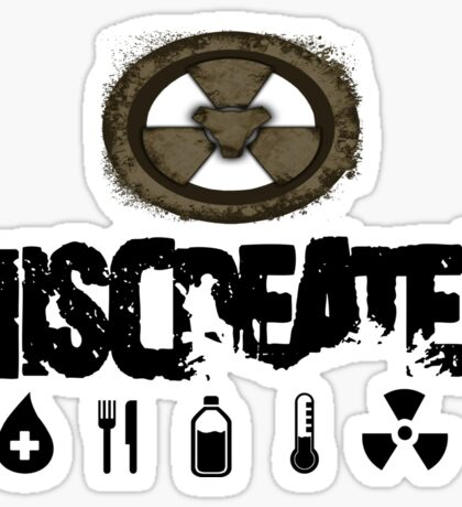 Miscreated  Design 3 (Official) Sticker