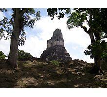 Tikal Photographic Print