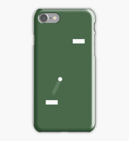 Pong iphone iPhone Case/Skin